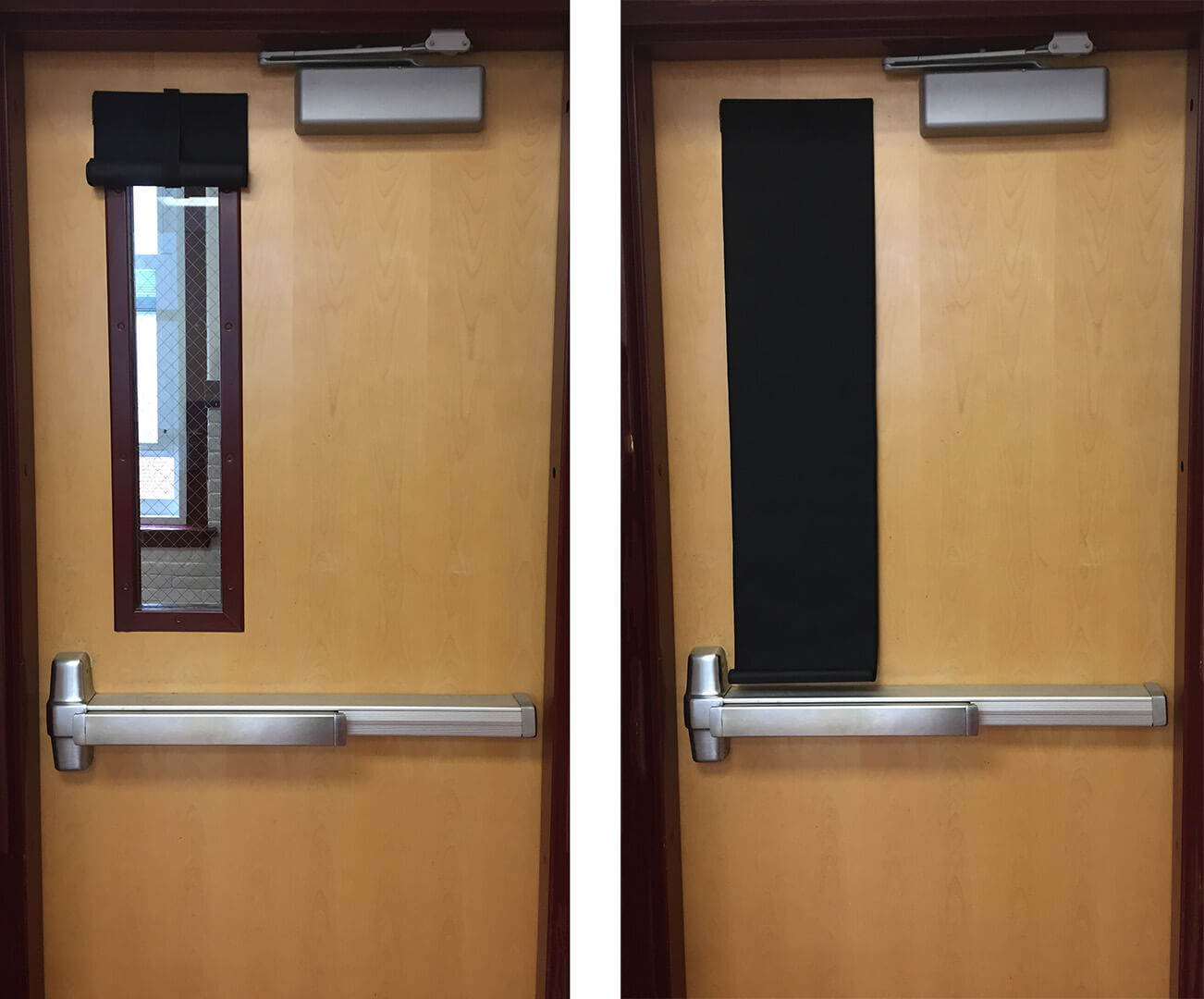The Best Lock Down Shade Hideaway Helper School Safety