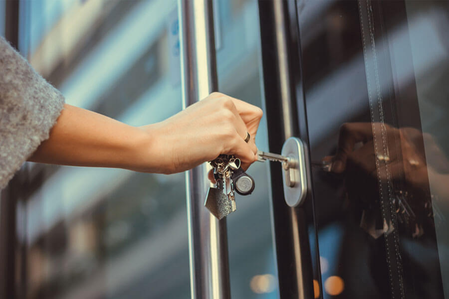 4 Reasons Your Workplace Should Invest in Upgraded Door Security Solutions