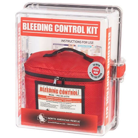 bleed control 5 pack clear