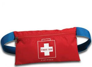 fanny pack first aid