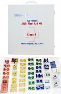 first aid kit b