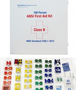 ANSI B 100 Person First Aid Kit